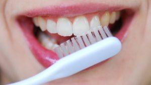 Korrekt tandbøstning