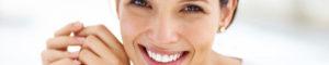 Naturligt lyst smil med tandblegning